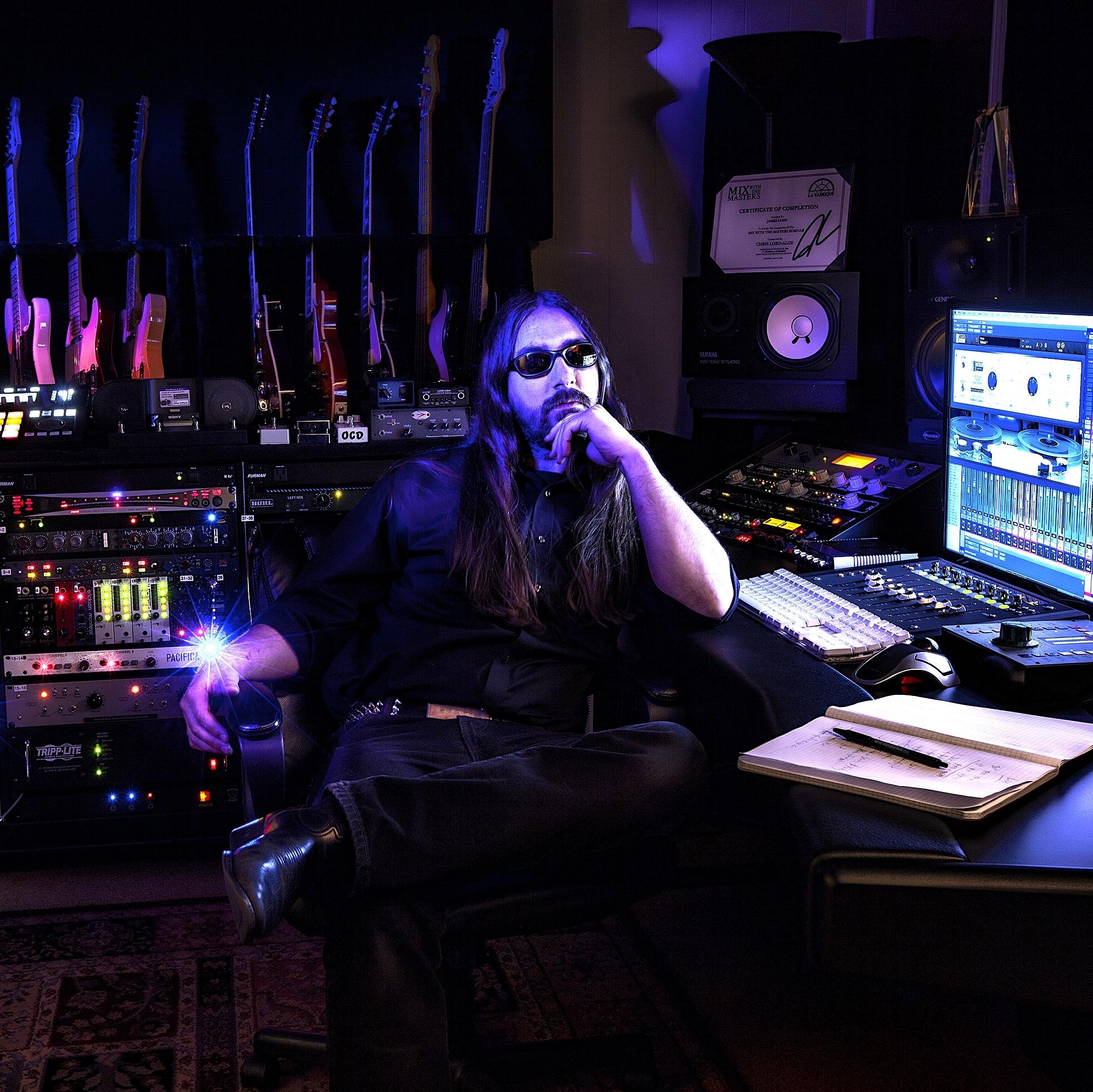 Lugo, recording, studio, music, guitar